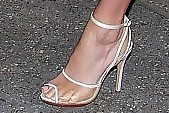 Kate Bosworth Evening Sandals