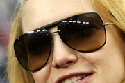 Kate Hudson Aviator Sunglasses