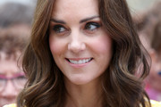 Kate Middleton Shoulder Length Hairstyles