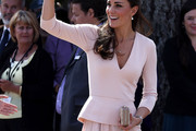 Kate Middleton Peplum Top