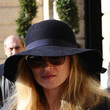 Kate Moss Wide Brimmed Hat