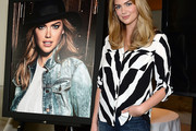 Kate Upton Button Down Shirt