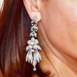 Kate Walsh Jewelry - Diamond Chandelier Earrings