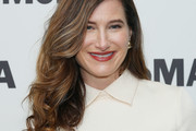 Kathryn Hahn Long Hairstyles