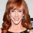Kathy Griffin Hair - Long Curls with Bangs