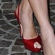 Kathy Hilton Shoes - Peep Toe Pumps