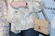 Kathy Hilton Quilted Purse