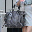 Katie Cassidy Leather Tote
