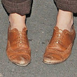 Keira Knightley Shoes - Flat Oxfords