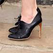 Keira Knightley Shoes - High Heel Oxfords