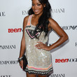 Keke Palmer Beaded Dress