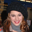 Kelly Brook Cable Beanie