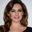 Kelly Brook Hair - Retro Hairstyle