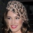 Kelly Brook Wool Beret