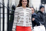 Kelly Brook Zip-up Jacket