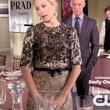 Kelly Rutherford Clothes - Cocktail Dress
