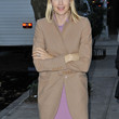 Kelly Rutherford Clothes - Fitted Jacket