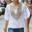 Kelly Rutherford Clothes - Tunic