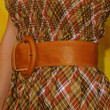 Kelly Stables Accessories - Oversized Belt