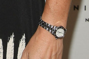Kelly Tilghman Sterling Bracelet Watch