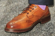 Kelsey Grammer Flat Oxfords