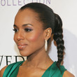 Kerry Washington Hair - Long Braided Hairstyle