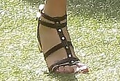 Kesha Gladiator sandals