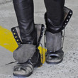 Kesha Lace Up Boots