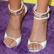 Khloe Kardashian Evening Sandals