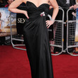 Kim Cattrall Evening Dress