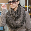 Kim Kardashian Accessories - Knit Scarf