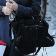 Kim Kardashian Handbags - Suede Shoulder Bag