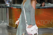 Kim Matula Leather Messenger Bag