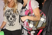 Kimberly Wyatt Printed Tote