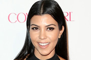 Kourtney Kardashian Long Hairstyles