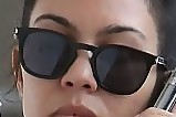 Kourtney Kardashian Modern Sunglasses