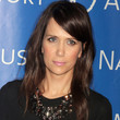 Kristen Wiig Hair - Long Straight Cut with Bangs