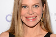 Kristin Bauer van Straten Long Straight Cut