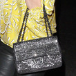 Kyle Richards Chain Strap Bag
