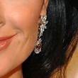 Kyle Richards Dangling Diamond Earrings