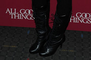 Kylie Bisutti Lace Up Boots