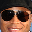 LL Cool J Aviator Sunglasses