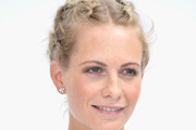 Poppy Delevingne French Braid
