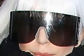 Lady Gaga Sporty Shades
