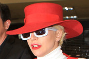 Lady Gaga Casual Hats