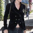 Laeticia Hallyday Clothes - Blazer