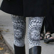 Laeticia Hallyday Leggings