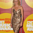 Laura Bell Bundy Beaded Dress