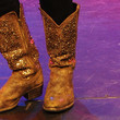 Laura Bell Bundy Shoes - Cowboy Boots