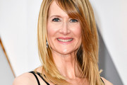 Laura Dern Long Hairstyles